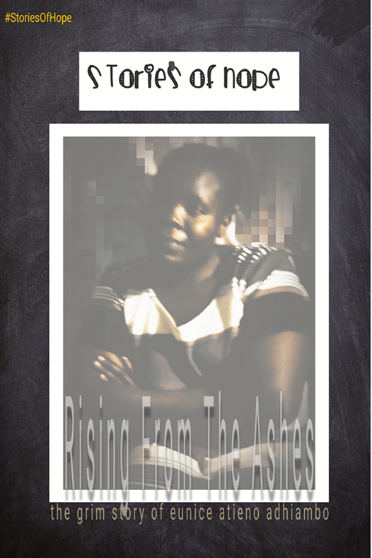 Rising From The Ashes: The Grim Story Of Eunice Atieno Adhiambo